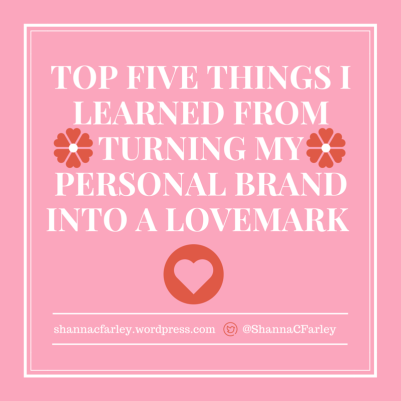 Top Five Things I Learned From Turning